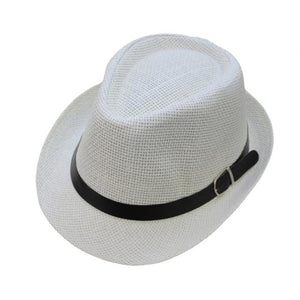 Children's Baby Summer Trilby Gangster Hat