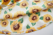 Load image into Gallery viewer, Baby Girl Sunflower Summer Dress