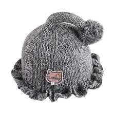 Load image into Gallery viewer, Newborn Baby Cartoon Cat Beanie
