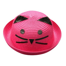 Load image into Gallery viewer, Cute Breathable Summer Hat