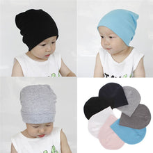 Load image into Gallery viewer, Solid Knitted Baby & Toddler Beanie