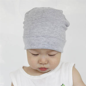 Solid Knitted Baby & Toddler Beanie