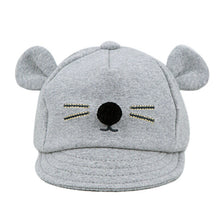 Load image into Gallery viewer, Kids Baby Hat Cute Bunny Rabbit Visor Baseball Cap