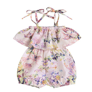 Baby Girl 2Pcs Clothes Set