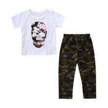 Load image into Gallery viewer, Baby Girl 2Pcs Clothes Set