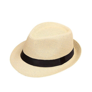 Children Kids Baby Summer Beach Straw Hat