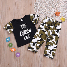 Load image into Gallery viewer, Baby & Toddler 2Pcs Summer T-Shirt