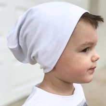 Load image into Gallery viewer, Toddler & Kids Simple Beanie
