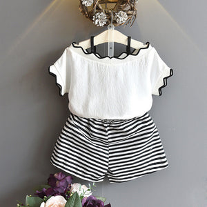 New Fashion Baby Girl Outfits