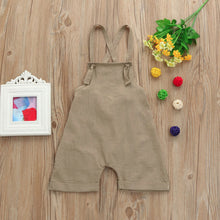 Load image into Gallery viewer, Kids Baby Boys Overall Outfits