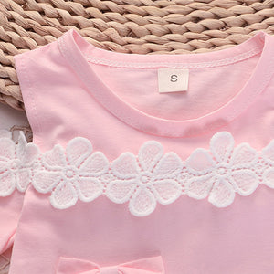 Baby Girl Kawaii Pink Dress