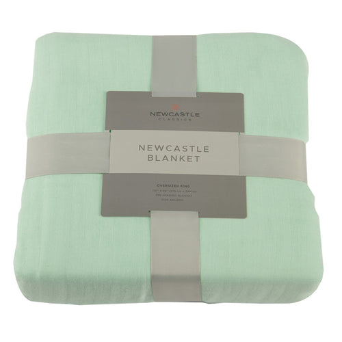 Bamboo Blanket Oversized Queen - Sage