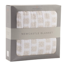 Load image into Gallery viewer, Traveler Dot Newcastle Blanket