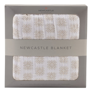 Traveler Dot Newcastle Blanket