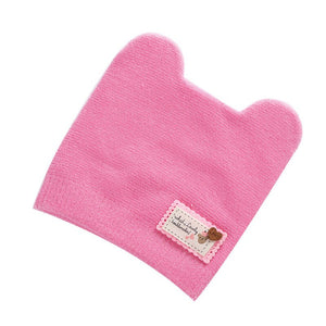 Baby Knitting Wool Beanie