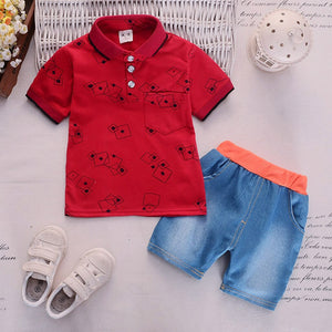 Baby Girl Clothes Set