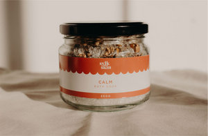 Sylk Skin Bath Soak 350g | Calm