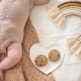 Milky Goodness Dark Chocolate Chip Lactation Cookies