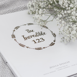 The Incredible 123 Book