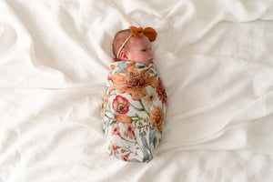 Pop Ya Tot Le Piccadilly Muslin Swaddle