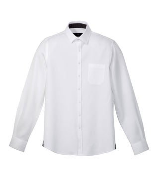 Chemise casual blanche