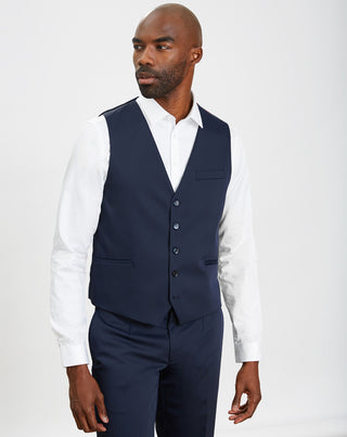 GILET COORDONNABLE INAC NAVY