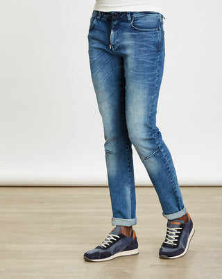 JEAN SUPER SLIM BLEU