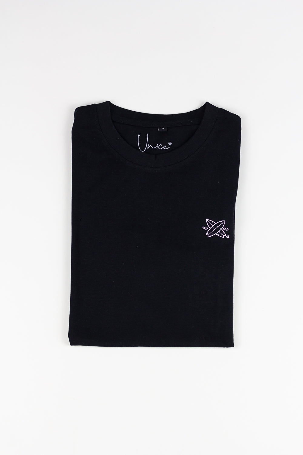 2. Unice T-shirt Surfboards BLACK
