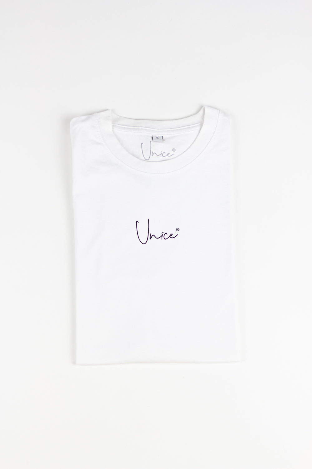 2. Unice T-shirt WHITE
