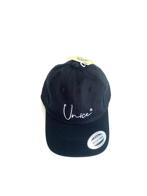 2. Unice Cap Black