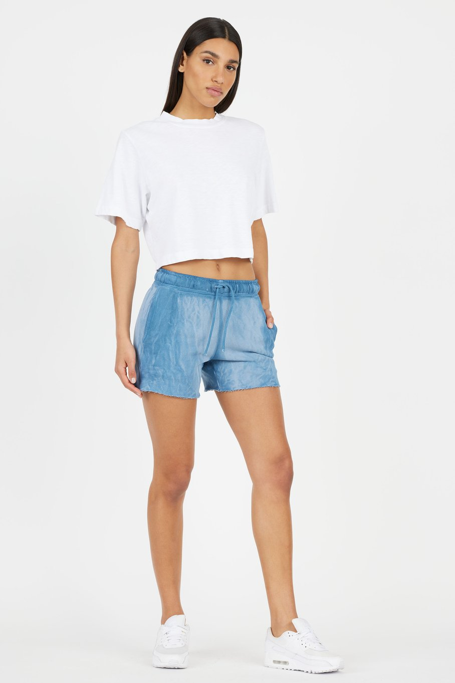 COTTON CITIZEN SHORTS CRYSTALLINE MIX