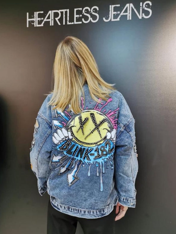HEARTLESS JEANS PARIS JACKET