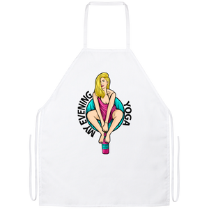 'MY EVENING' Apron