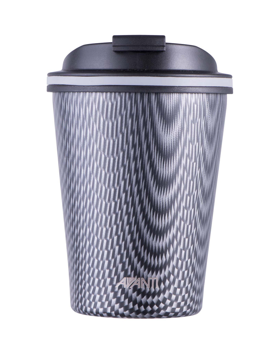 Avanti Go Cup Thermos Double Walled Cup 280ml - Carbon