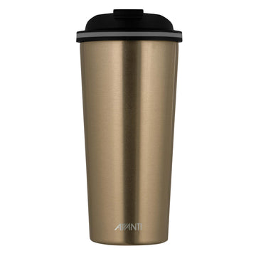 Go Cup Thermos Double Walled Cup 475ml - Champagne