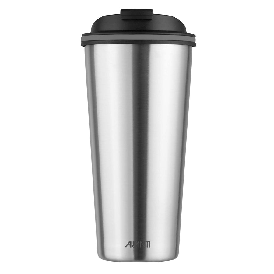Go Cup Thermos Double Walled Cup 475ml - Stainless Steel