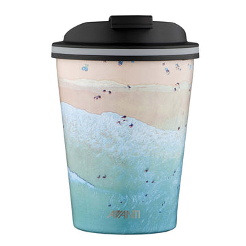 Avanti Go Cup Thermos Double Walled Cup 280ml - Bondi Beach