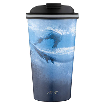 Go Cup Thermos Double Walled Cup 410ml - Surfer