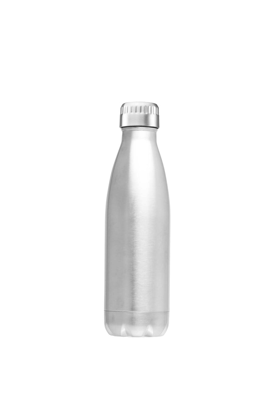 Water/Coffee Double Walled Thermos Bottle 750ml - Brushed Stainless