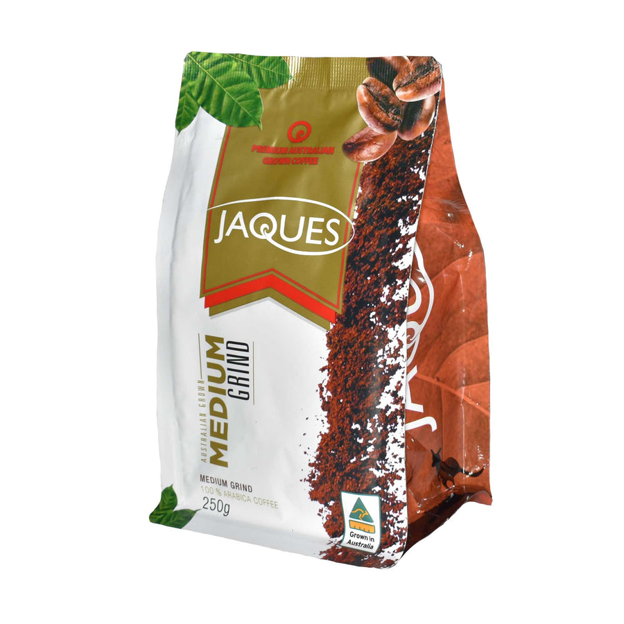 250g Jaques Medium Roast - Medium Grind