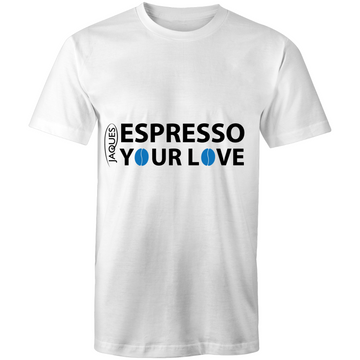 Espresso Your Love - Sportage Surf - Mens T-Shirt