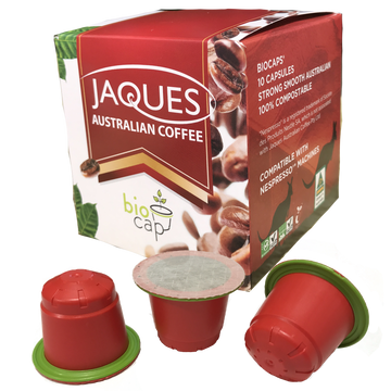 Jaques BioCaps (for *Nespresso)
