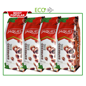 Express Box 4 x 1Kg Jaques Coffee