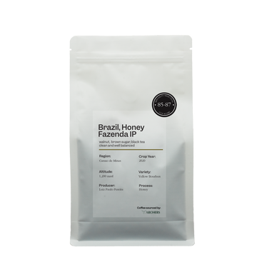 Brazil,Fazenda IP - Honey