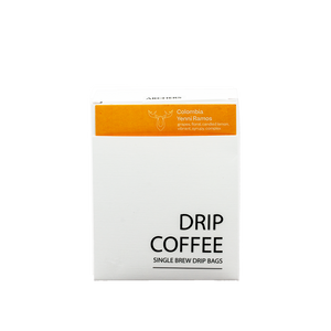 Colombia, Yenni Ramos - 8 Bags of Drip Coffee