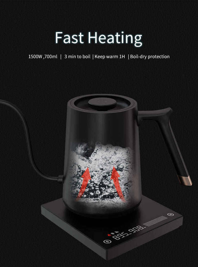 Electric Kettle WH THIN