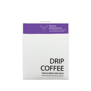 Panama, Graciano Cruz (Los La Jones) - 8 Bags of  Drip Coffee