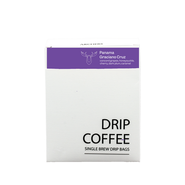 Panama, Graciano Cruz (Los La Jones) Drip Box