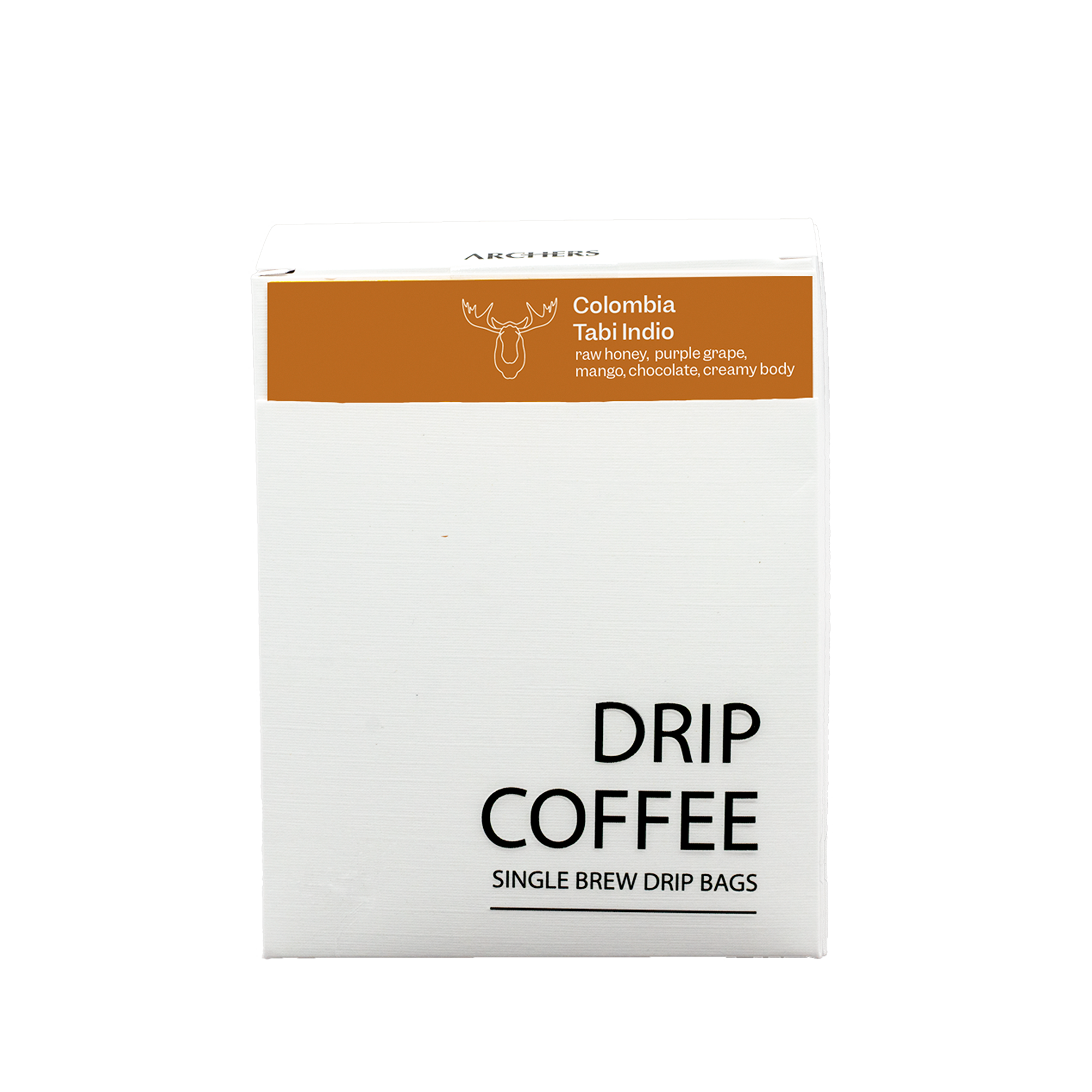 Colombia, Tabi Indo - 8 Bags of  Drip Coffee