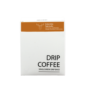Colombia, Tabi Indo Drip Box